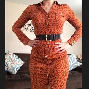 Michael Kors Chain Link Dress